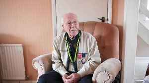 News video: Britain's oldest Scout leader