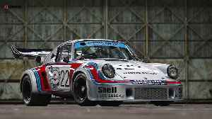 News video: Legendary 911 is set to fetch world record £6 mill