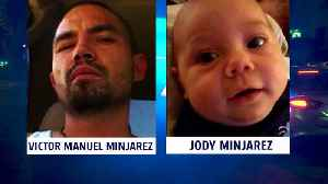 News video: Baby at Center of Oklahoma Amber Alert Found in Trash Can, Father in Custody