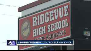 News video: Ridgevue demonstration fueled by empathy