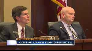 News video: Idaho House panel advances stand-your-ground legislation