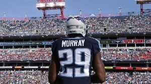 Titans To Release RB DeMarco Murray [Video]