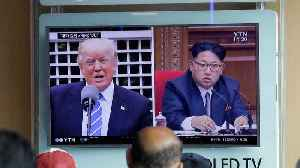 News video: Trump, North Korea's Kim Jong Un Agree to Meeting