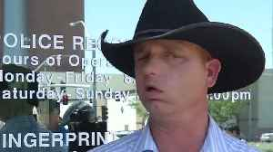 News video: Nevada rancher's son wants to be states' rights governor