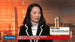 News video: BofAML's Qiao Sees a Lot of Inflation Pressure Coming Through in China