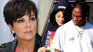 News video: Kris Jenner Paid Travis Scott $4 MILLION to Stay in Kylie's Life After Stormi's Birth!!?