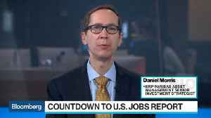 News video: BNP Paribas's Morris Sees Risk of Another Wages Surprise