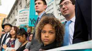 News video: Teens' Lawsuit Fighting Fossil Fuels Will Go To Trial