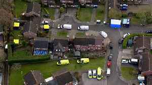 News video: Soldiers on Salisbury streets as terror investigation deepens