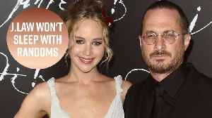 News video: Jennifer Lawrence is freaked out by sex
