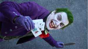 News video: Rumors Fly About Joker Spinoff Movie