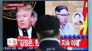 News video: Pence Says US Strategy Is Working With Kim Jong Un