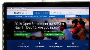 News video: Trump Administration Blocks US State on Obamacare Initiative