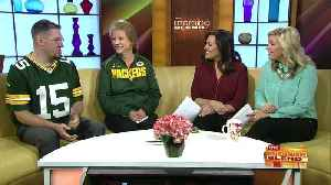News video: The Packers Tailgate Tour Helping a Great Organization