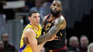 News video: Luring the King: Skip Bayless on reports the Los Angeles Lakers are one of the finalists to land LeBron