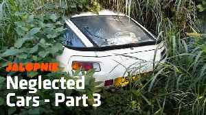 News video: Abandoned Acura NSX | Hong Kong's Amazing Neglected Cars - Part 3