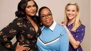 News video: Reese Witherspoon Says Oprah Is Even Better Than She Imagined