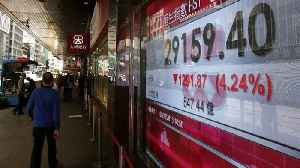 News video: Asian markets sigh with relief over ease in nuclear tensions