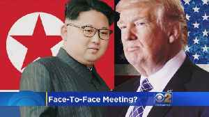 News video: Trump Agrees To Face-To-Face Meeting With North Korean Dictator