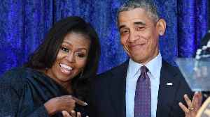 News video: Stop everything: The Obamas might get a production deal with Netflix