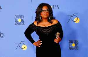 News video: Oprah Winfrey: Harvey Weinstein is a bully