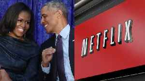 News video: What are the Obamas and Netflix up to?