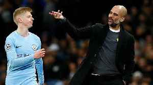 News video: Pep Guardiola fined for wearing yellow ribbon
