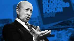 News video: Video: Goldman Sachs Shares Are Up 80% Since Lloyd Blankfein Started as CEO