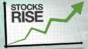 News video: Oil And Stock Prices Rise After Positive Jobs Report