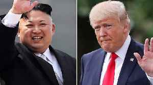 News video: White House Amends Kim Jong Un Meeting Requirements