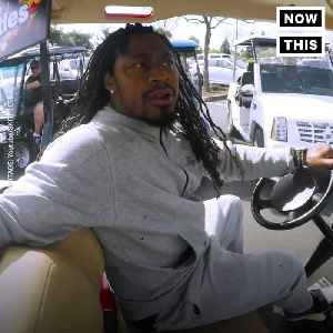 News video: Skittles Fanatic Marshawn Lynch Announces Its New Spicy Flavors