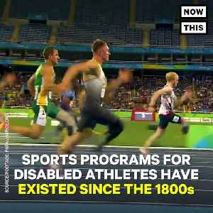 News video: The History of the Paralympics