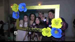 News video: Special Needs Community Celebrate a 'Night to Shine'