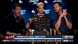 News video: American Idol returns to ABC on Sunday