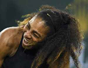 News video: Serena Williams Wins in Tennis Comeback After Giving Birth