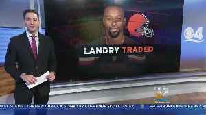 News video: Source: Dolphins Agree To Trade Jarvis Landry To Browns