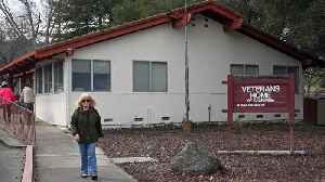 News video: Gunman Took Three Hostages At California Veterans Home