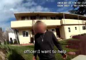 News video: Sacramento Officer's Body Camera Shows Attack by Fleeing Suspect Who 'Stole His Gun'