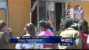 News video: Food Truck Friday returns