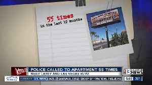 News video: Police called to North Las Vegas apartment 55 times in 12 months
