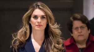 News video: Who Will Replace White House Communications Director Hope Hicks?