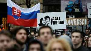 News video: Slovakia anti-government protest 'biggest since the fall of Communism'