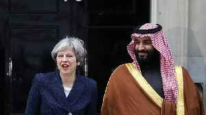 News video: Britain and Saudi Arabia move closer to a multi-billion euro warplanes deal