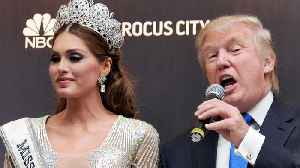 News video: Trump Really, Really Wanted Putin To Attend 2013 Miss Universe Pageant