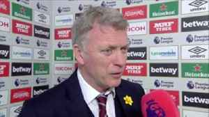 News video: Moyes: We want the fans behind us