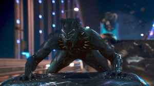 News video: 'Black Panther' To Win Fourth Box Office Weekend?
