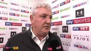 News video: Bruce delighted with performance