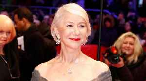 News video: Helen Mirren Made Stephen Colbert Cry?