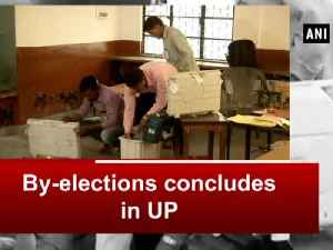 By-elections concludes in UP [Video]