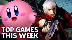 News video: New Releases - Top Games Out This Week -- March 11-17